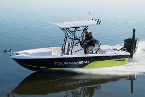 2016 Wellcraft 221 Fisherman Manufacturer Provided Image