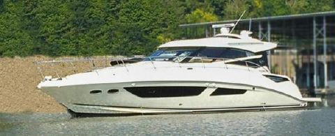 2015 Sea Ray 470 Sundancer Ext Profile