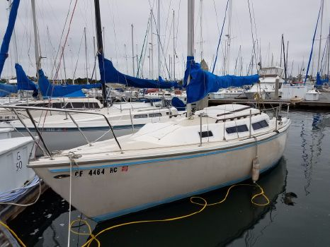 1982 Catalina 25