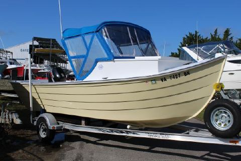 2008 Custom Simmons Sea Skiff 22