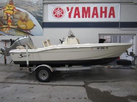 2008 Scout Boats 187 Sportfish