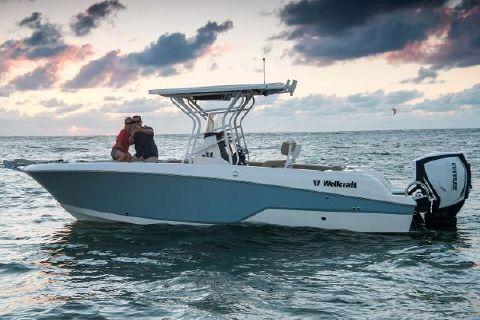 2017 Wellcraft 242 Fisherman Manufacturer Provided Image