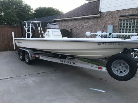 2008 Sterling 220 Xs Flats