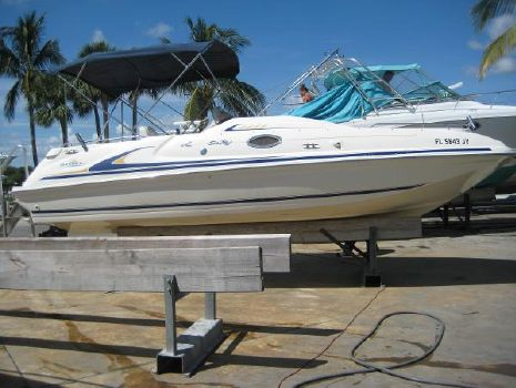 1998 SEA RAY SunDeck