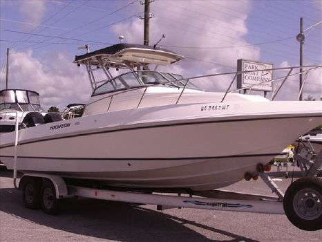 2003 Fountain 29 Sportfish Cruiser