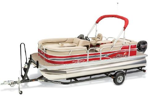 2015 Sun Tracker Party Barge 20 DLX Manufacturer Provided Image