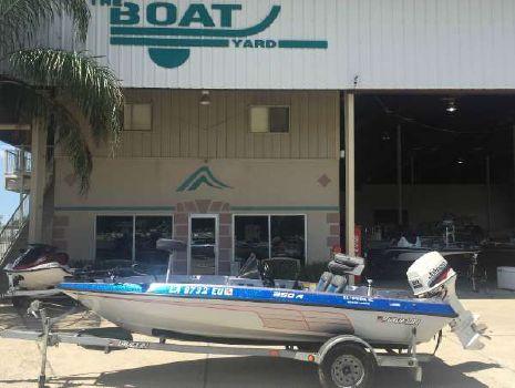 1996 Javelin Boats 15 Bass Boat