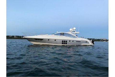 2013 Azimut 62S Italia