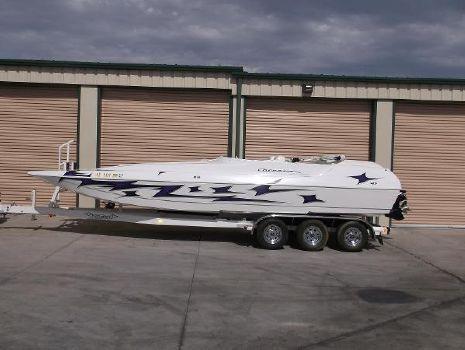 2003 Carrera Boats 257 Effect BR