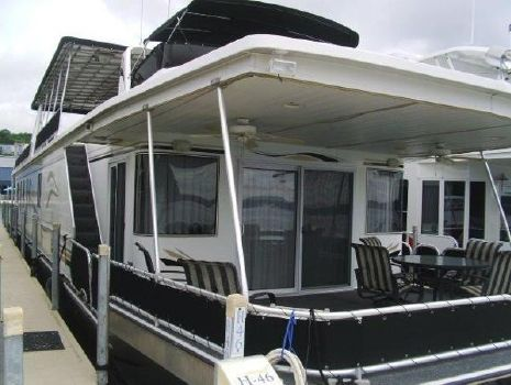 2001 Stardust Cruisers 18 x 88 Houseboat