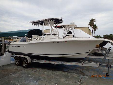 2009 Sea Hunt 220 Triton