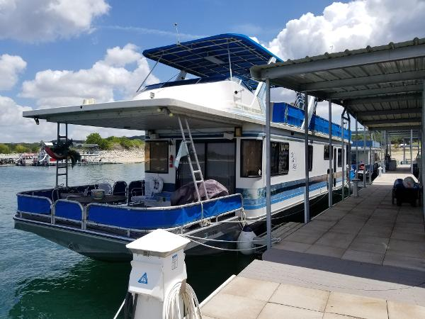 Used 1993 Sumerset Houseboats Sumerset Houseboat Leander Tx