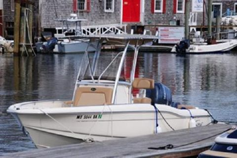 2012 Scout 210 Sportfish