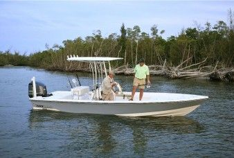 2015 Pathfinder Bay Boat 2400 TRS