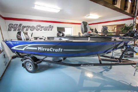 2017 Mirrocraft Outfitter 167T