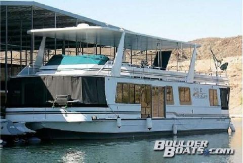 2000 Skipperliner Custom 65' X 18' Houseboat