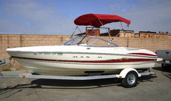 2004 Maxum 2000 SR3