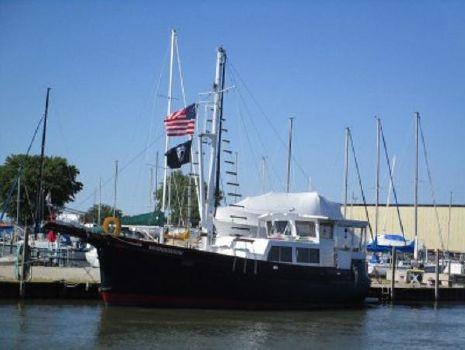 1984 Steady Sail Trawler 43 Custom Steady Sail Trawler  1984 Steady Sail Trawler 43 Custom for Sale by Great Lakes Boats & Brokerage 440 221 9001