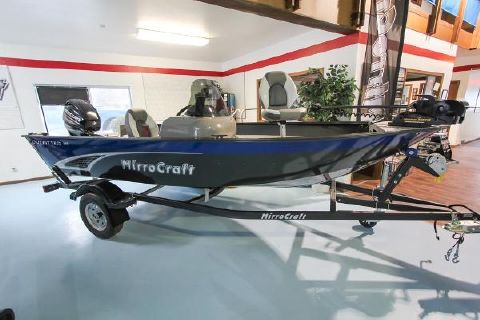 2017 Mirrocraft Outfitter 165SC
