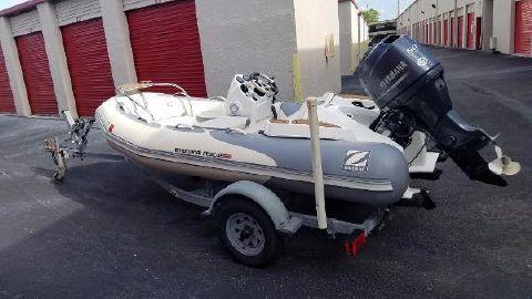 2012 Zodiac Yachtline 380