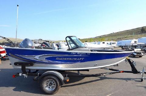 2014 Smoker-craft 162 Pro Angler XL