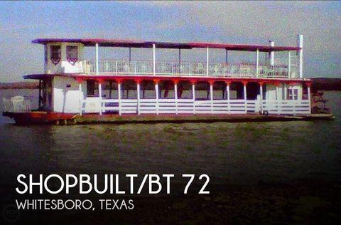 1982 Shopbuilt 72 1982 ShopBuilt/BT 72 for sale in Whitesboro, TX