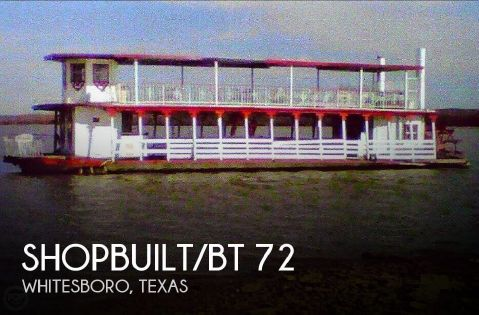 1982 Shopbuilt 72 1982 ShopBuilt 72 for sale in Whitesboro, TX