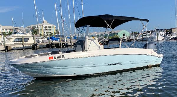 Stingray   New and Used Boats for Sale in Florida
