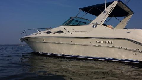 1995 Sea Ray 33 Express 1995 Sea Ray 33 Express Cruisers for Sale by Great Lakes Boats & Brokerage 440 221 9001