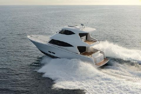 2017 Maritimo m48 Main Profile