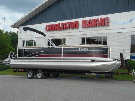 2016 Harris Flotebote 240