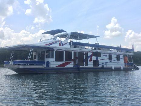 2001 Sumerset Houseboats 16x75
