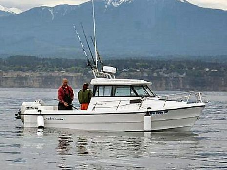 2010 Arima Sea Ranger 21
