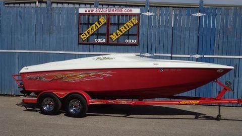 2007 Baja 20 Outlaw Cuddy