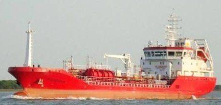 2011 Tanker Oil/ Chemical Tanker