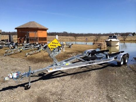 2018 LOAD RITE TRAILERS 5S-AC25T6000102LTB1