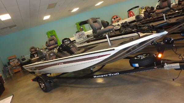 2017 ranger rt178 18 foot 2017 ranger fishing boat in for Fishing in augusta ga