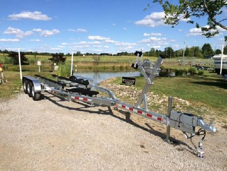 2018 LOAD RITE TRAILERS 30R12500TAB3