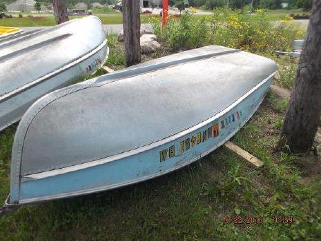 1956 Starcraft Open Boat