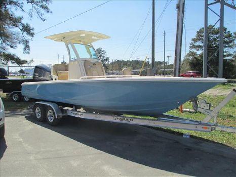 2015 Scout Bay Boat 251 XS