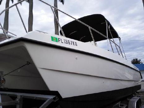 1997 Sea Cat 23 CC