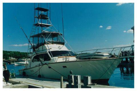 1981 Post Sport Fisherman
