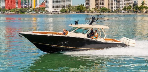 New 2019 Scout 420 Lxf, Sarasota, Fl - 34231 - BoatTrader com