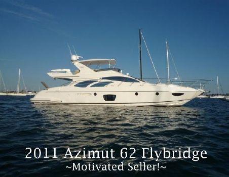 2011 Azimut 62 Flybridge