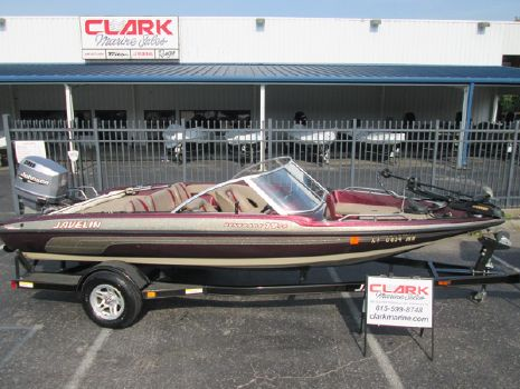 2000 Javelin Boats Renegade 19 Fish / Ski