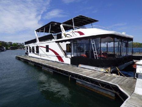 2008 Sumerset Houseboats 16x75