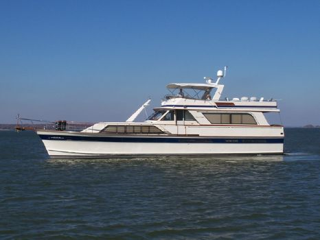 1984 Chris-Craft 66 CONSTELLATION