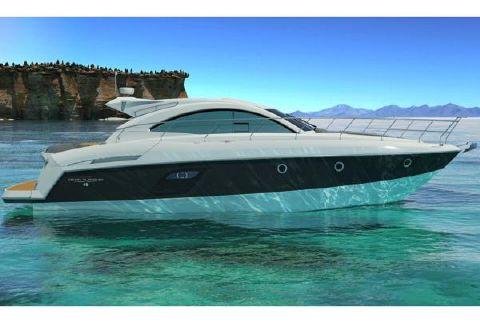 2016 Beneteau USA Gran Turismo 49 Manufacturer Provided Image: Manufacturer Provided Image