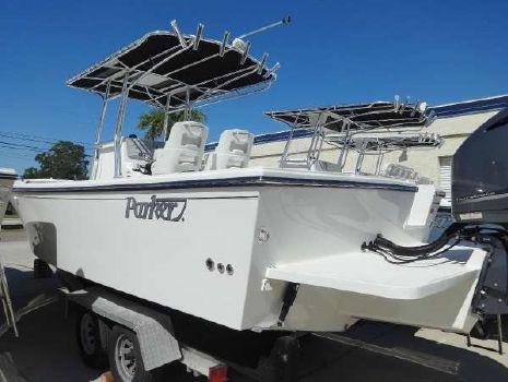 2015 PARKER BOATS 2500 SPECIAL EDITION