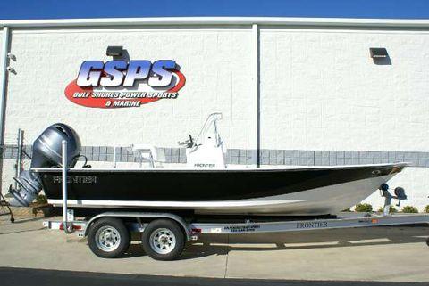 2016 Frontier Boats 2104 MERIDIAN
